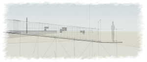 Another concept design view for Information Point.